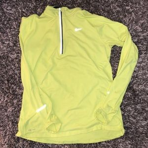 Nike dri-fit 1/4 zip
